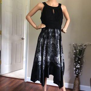 NWT Melrose Social A-Line Dress Sleeveless Size 16